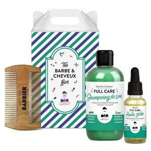 Monsieur Barbier I Coffret Full Care