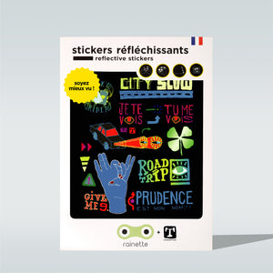 Rainette I Stickers Cityslow