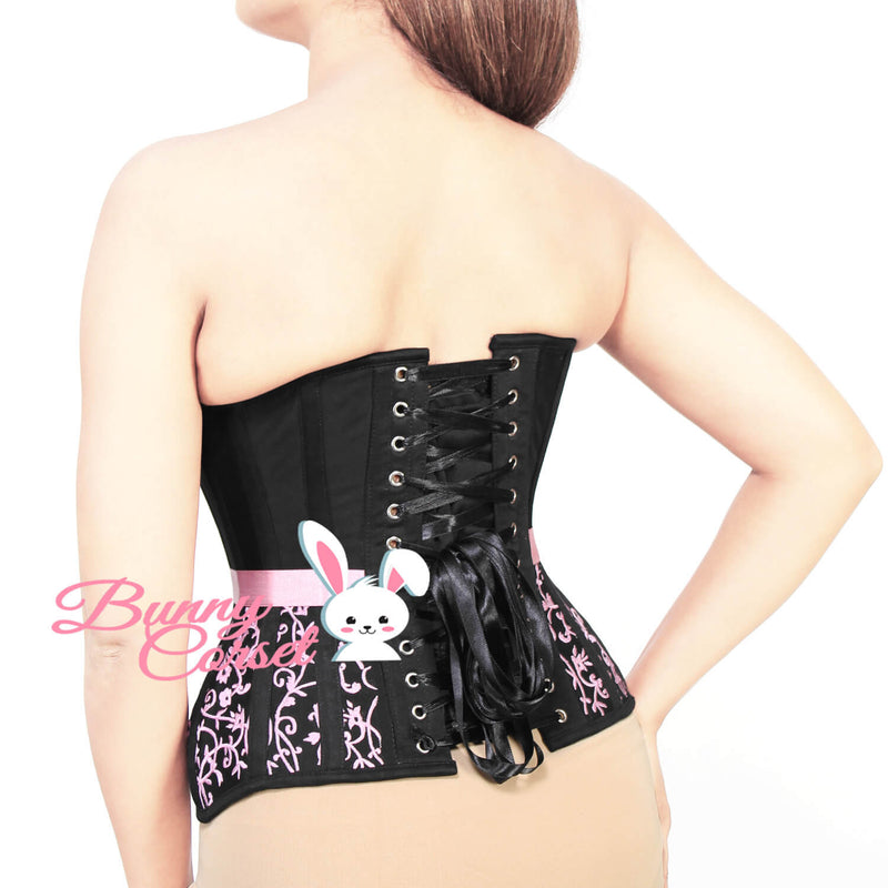 Addilyn Bespoke Embroidered Corset