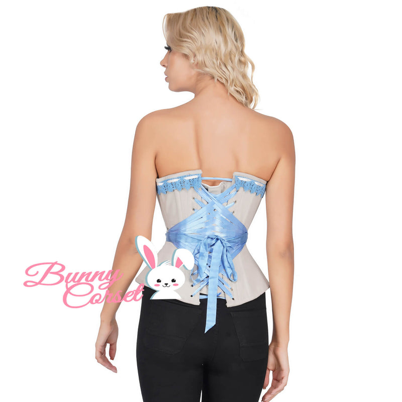 Cataleya Bespoke Corset with Fan Lacing