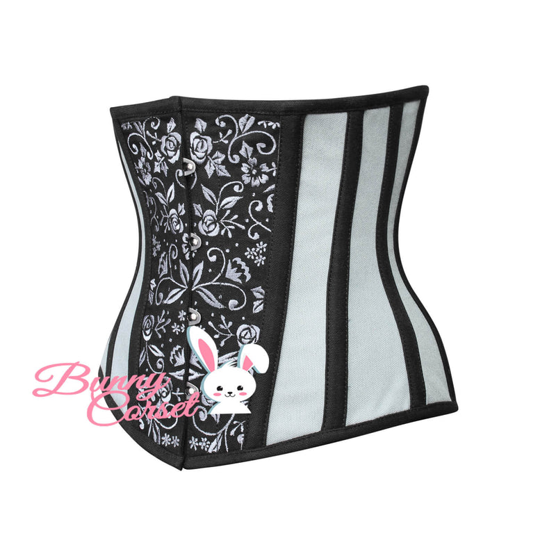 Lylah Bespoke Embroidered Corset