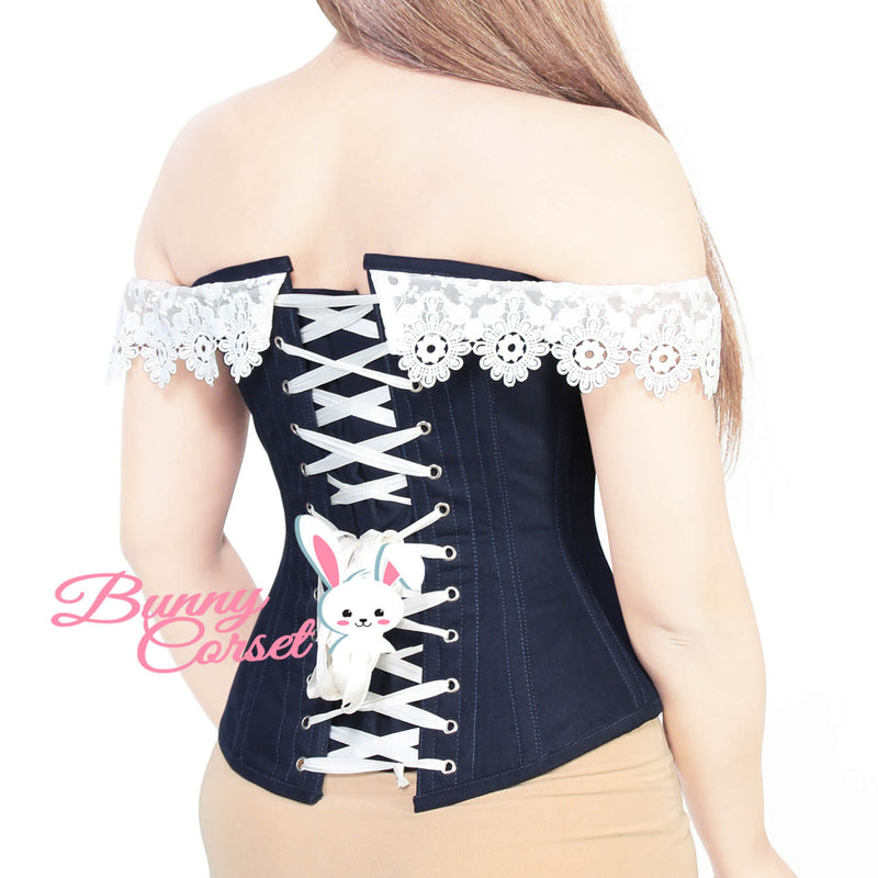 Giuliana Custom Made Cotton Corset
