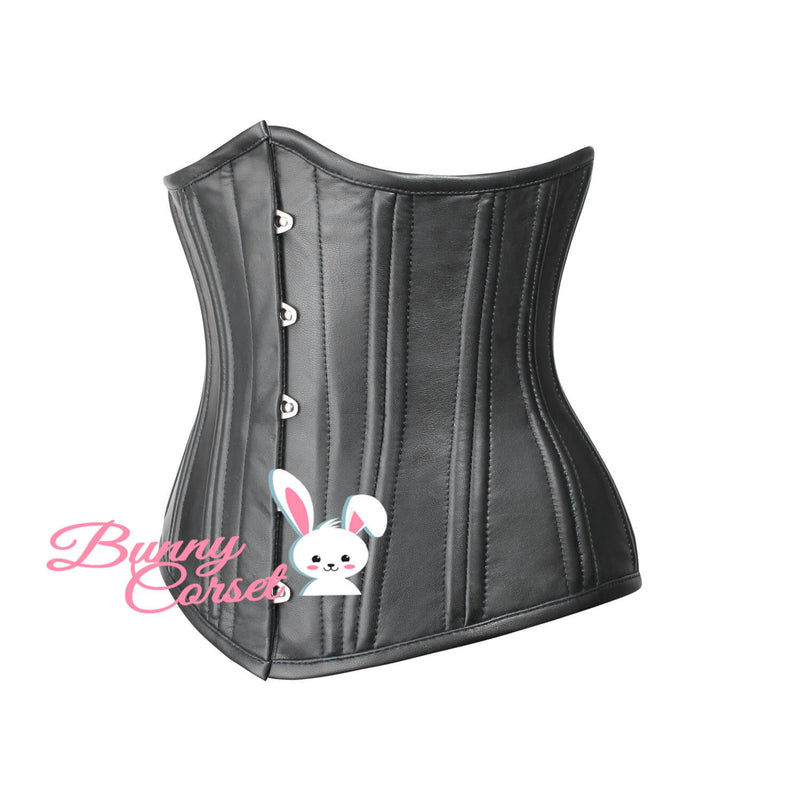 Samaira Bespoke Leather Corset Trainer
