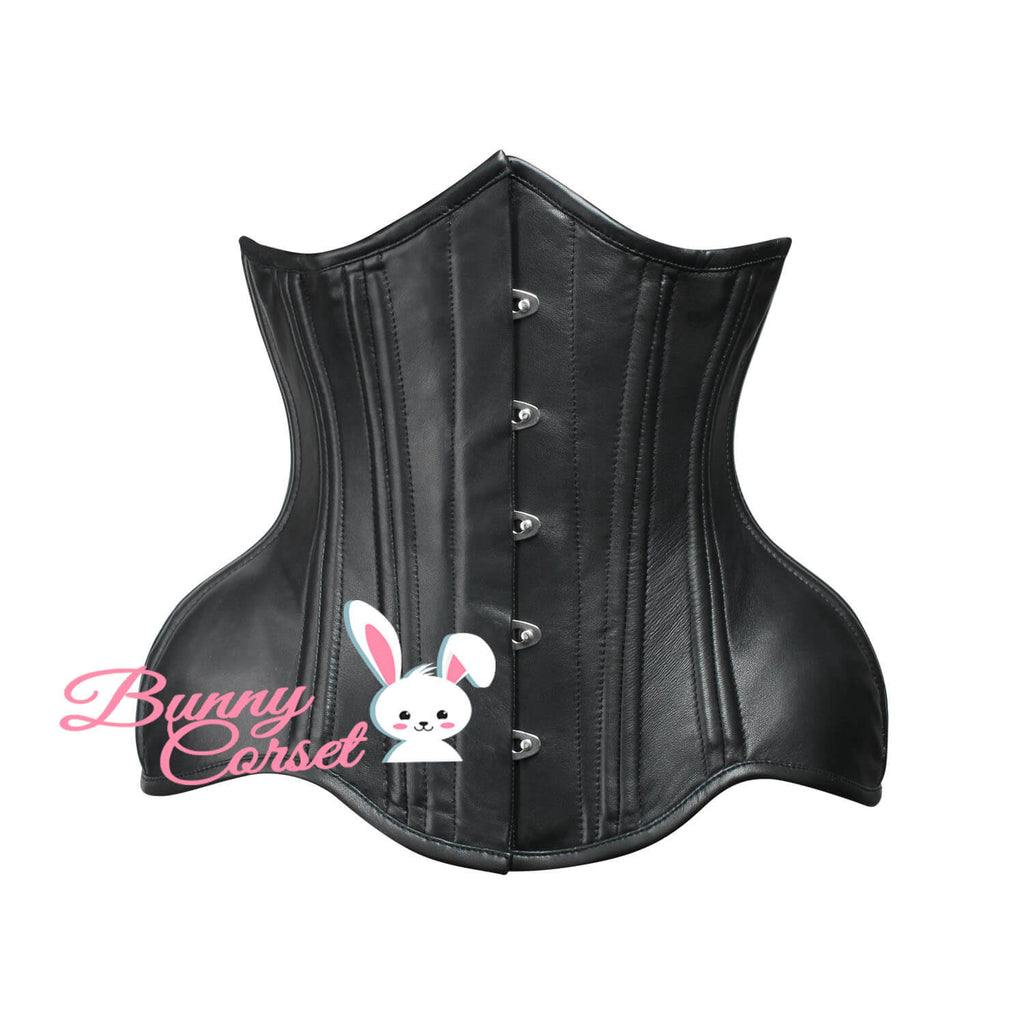 Micaela Bespoke Leather Waist Trainer