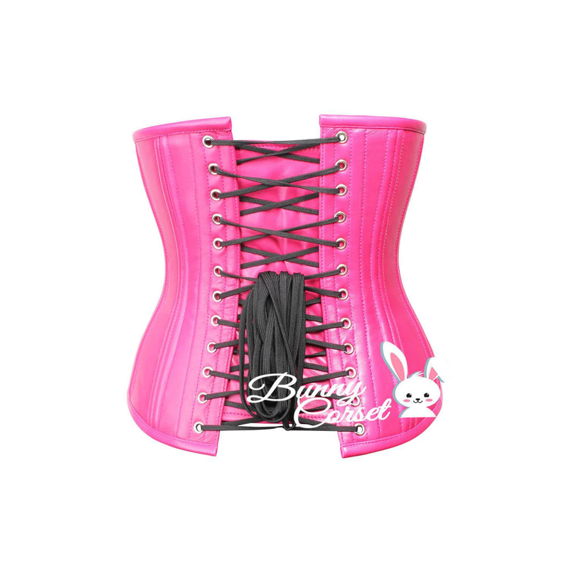Elyana Leather Waist Trainer Corset