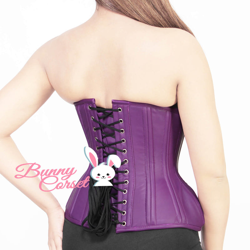 Kenzie Leather Waist Training Corset