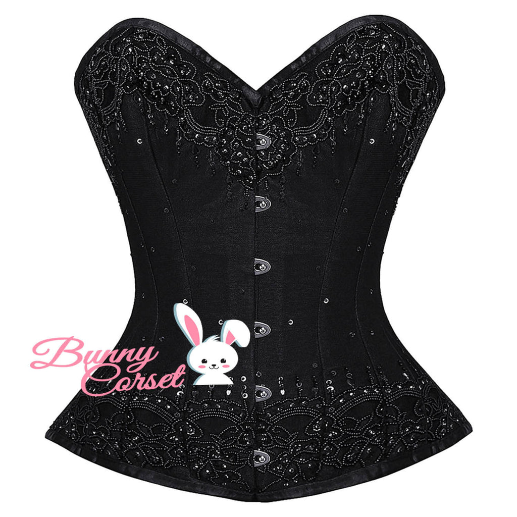 Reverie Bespoke Couture Black Corset