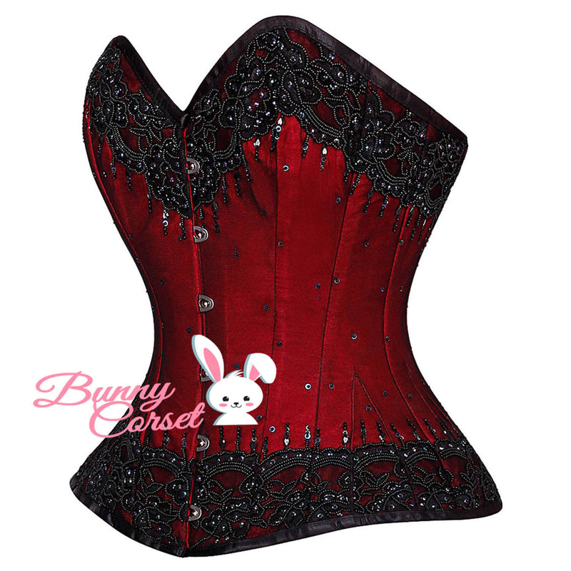 Ridley Bespoke Overbust Couture Corset