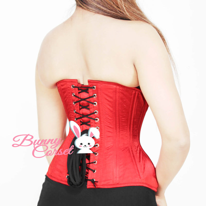 Seeley Bespoke Red Waist Trainer