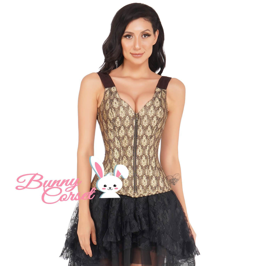 Dannell Corset With Shoulder Straps