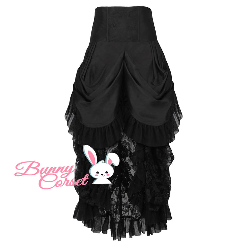 Addilyn Custom Made Black Skirt