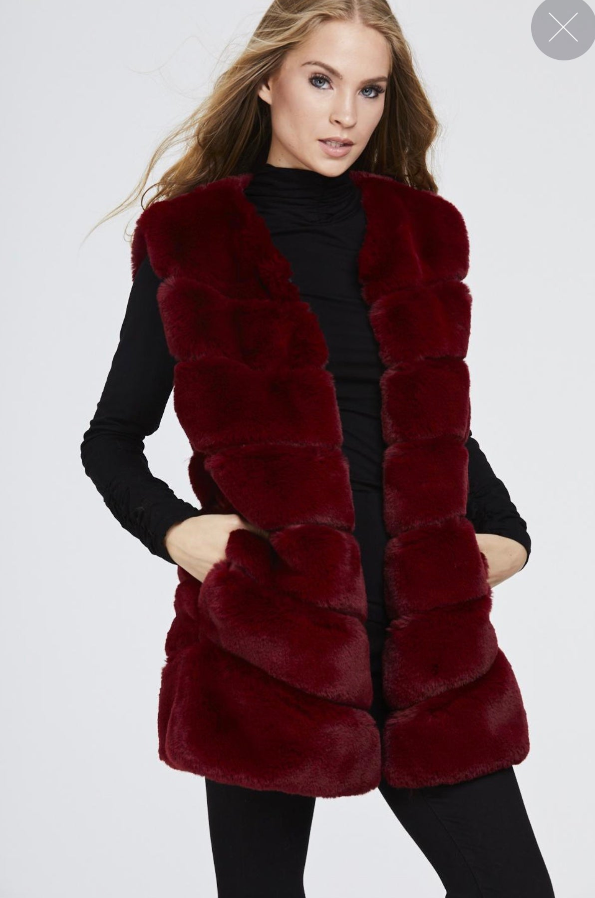 Bella Gilet (5 colours)