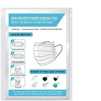 Disposable mask inner pad - 100 Pcs - Kitchen Altitude