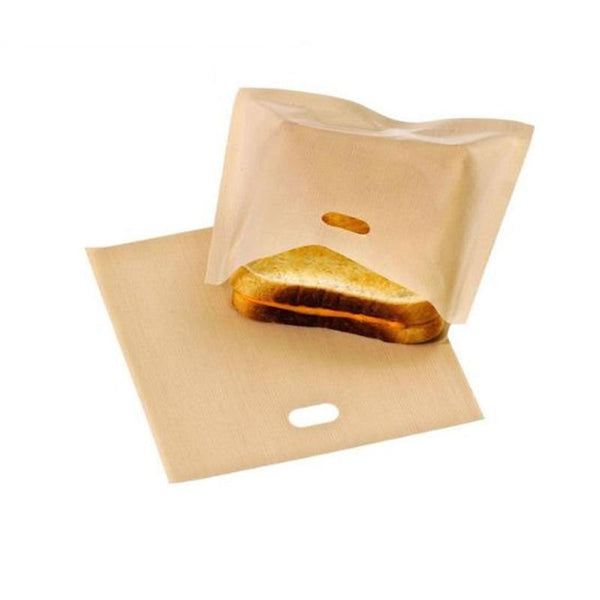 Toaster Bags for Grilled Cheese Sandwiches - Kitchen Altitude