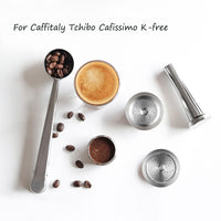 Refillable Coffee Pods For Caffitaly | Tchibo Cafissimo Coffee Machines - Kitchen Altitude