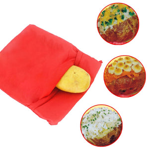 Microwave Potato Cooker Bag - Kitchen Altitude