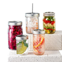 Ball Mason Jar Kitchen Storage Bottle - Kitchen Altitude