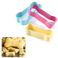 Bone Shaped Stainless Steel Biscuit Cutters - Kitchen Altitude