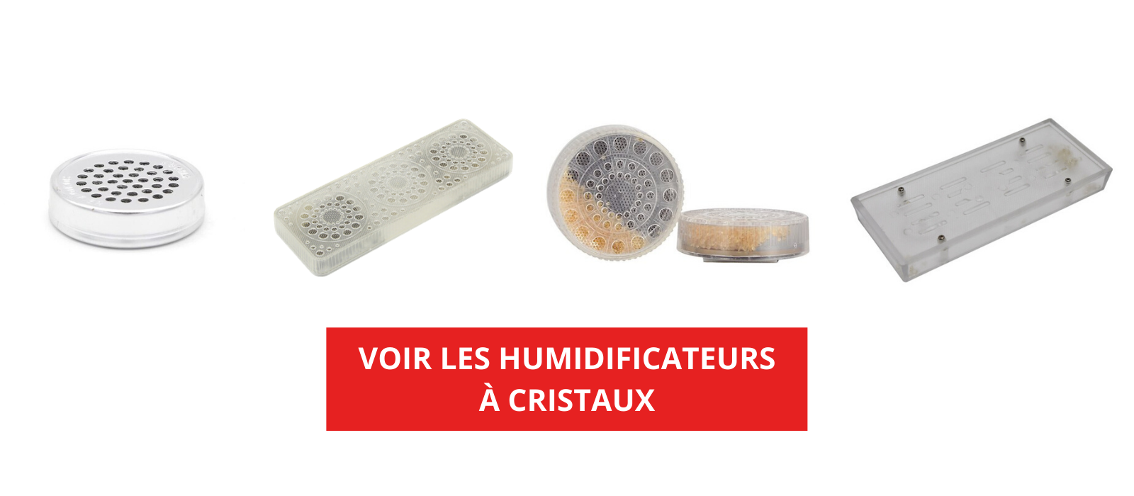 Humidificateur à cigare en gel cristal