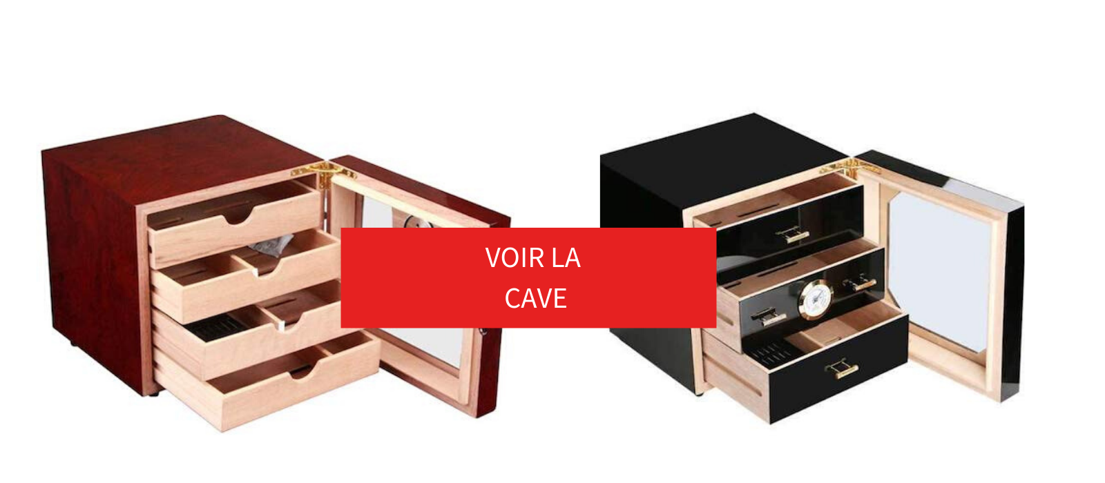 cave a cigare moderne
