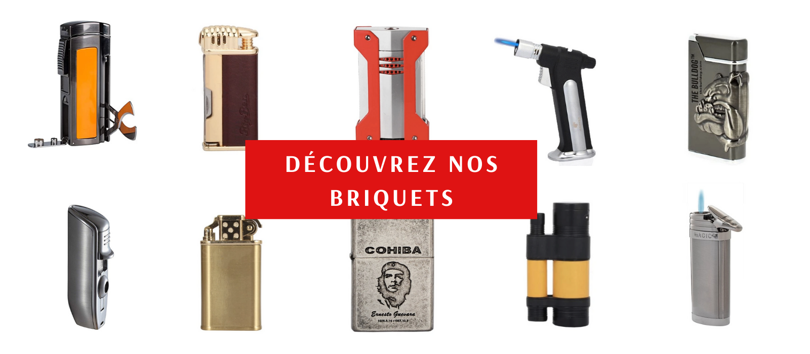 briquet cigare