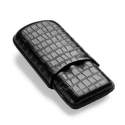 Etui Cigare Crocodile