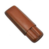 Etui Cigare Marron cuir