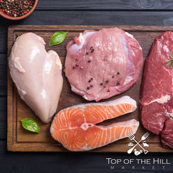 Butcher & Catch: Meat & Seafood Combo Subscription Box (PLUS A FREE GIFT!)
