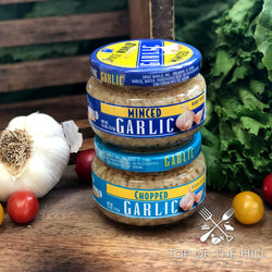 Garlic (Chopped & Minced)