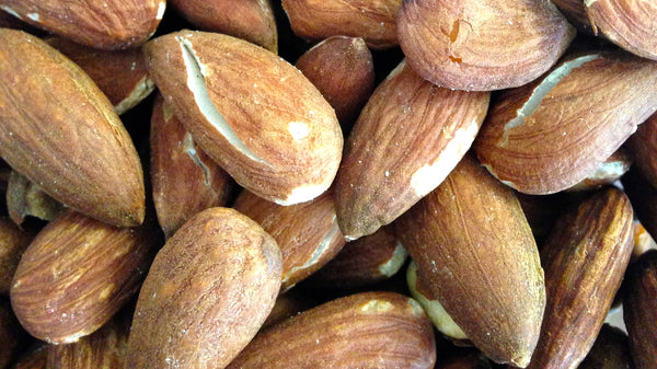 Almonds Roasted