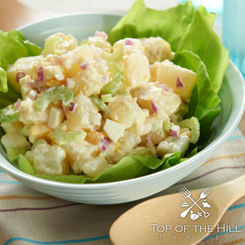 Potato Salad (Homemade)