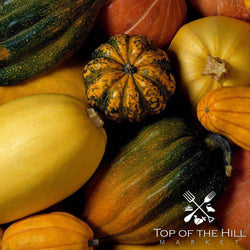 Squash Winter Varieties