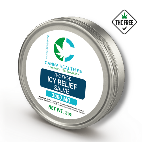 CBD Cooling Salve