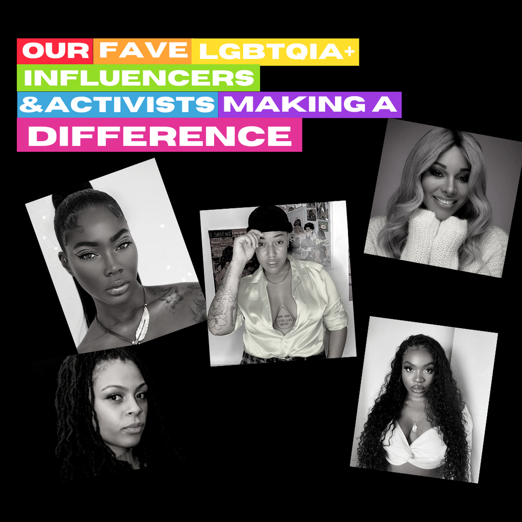 Our Fave LGBTQIA+ Influencers & Activists Making A Difference