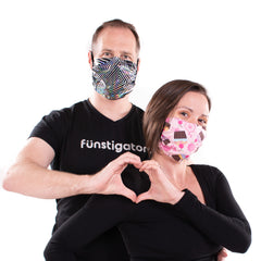 Donation face masks buy a pack of washable reusable cotton face masks to donate to those in need fighting covid-19 LA Protects Wear Masks Save Lives Made In The USA