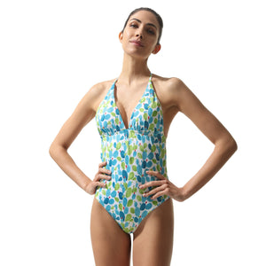 Classic One Piece Swimsuit Cactus - Onepieceswimsuit_Woman - KAMPOS