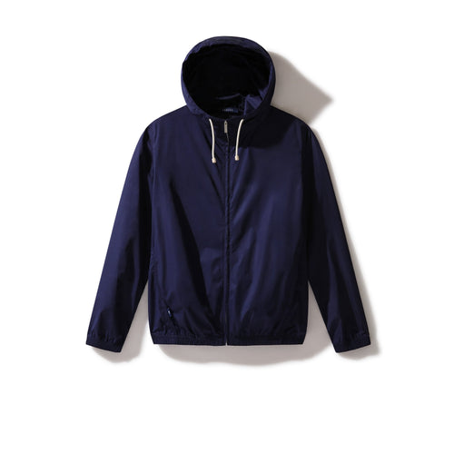 Rain Jacket Navy - Rain_Men - KAMPOS