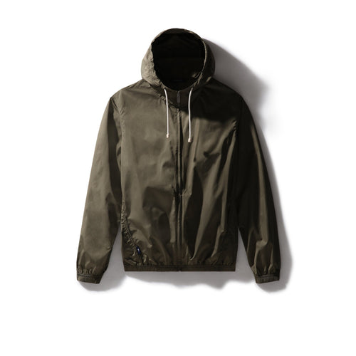 Rain Jacket Olive Green - Rain_Men - KAMPOS