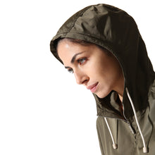 Load image into Gallery viewer, Rain Jacket Olive Green (Unisex) - Rain_Unisex - KAMPOS