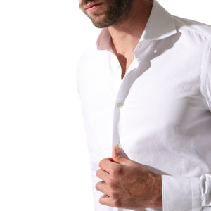 Shirt White - Shirt_Man - KAMPOS
