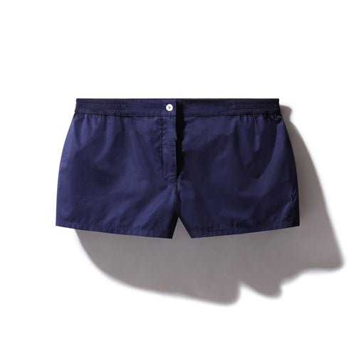 Shorts Navy - Shorts_Women - KAMPOS