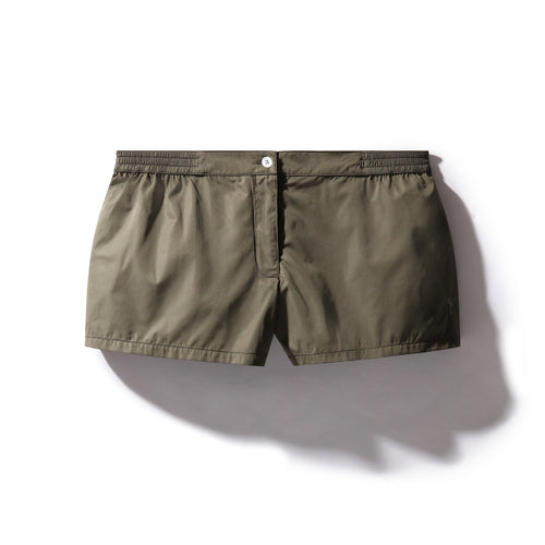 Shorts Olive Green - Shorts_Women - KAMPOS