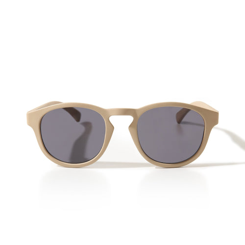 Sunglasses Round Sand - Sunglasses_Man - KAMPOS