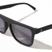 Charger l'image dans la galerie, Sunglasses Square Black - Sunglasses_Man - KAMPOS