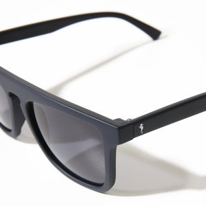 Sunglasses Square Blue - Sunglasses_Man - KAMPOS