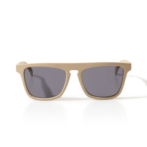 Sunglasses Square Sand - Sunglasses_Man - KAMPOS