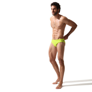Swim Briefs Cactus Green - Swimbriefs_Man - KAMPOS