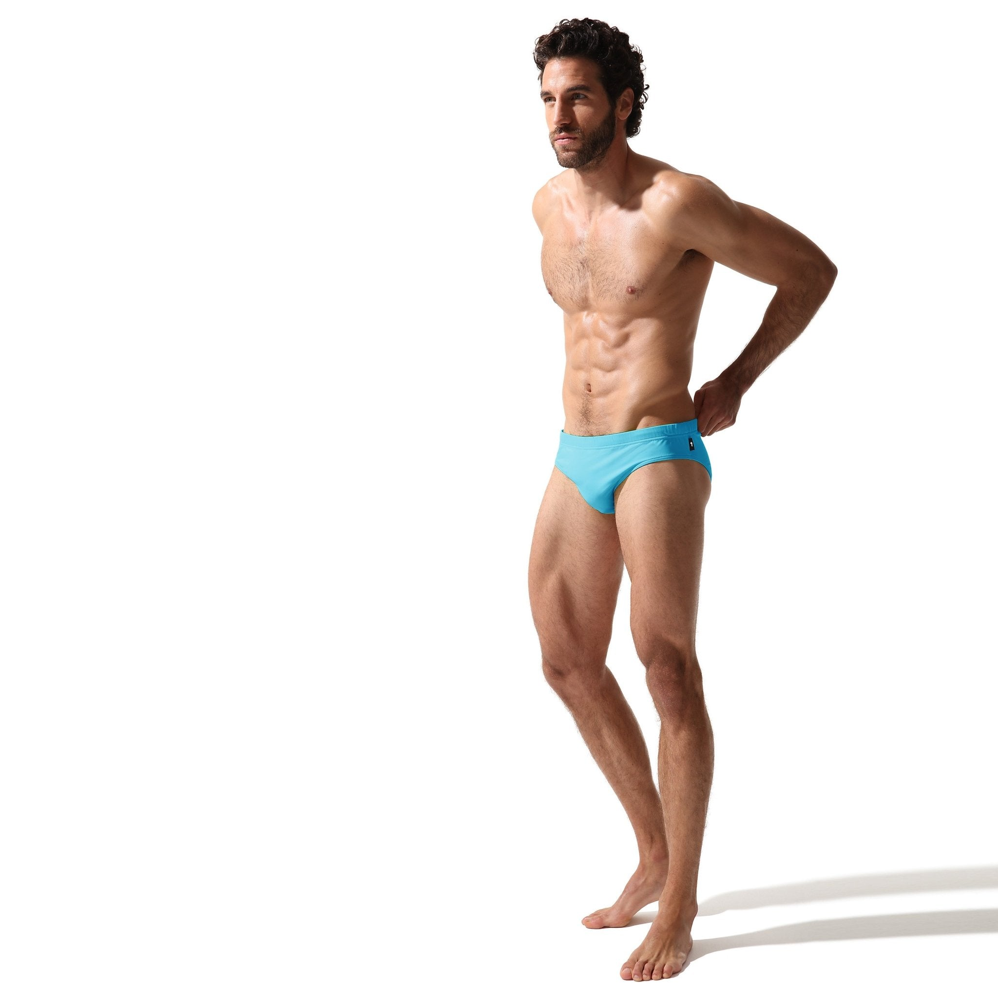 Swim Briefs Mediterranean Blue - Swimbriefs_Man - KAMPOS