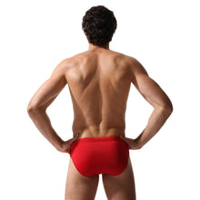 Load image into Gallery viewer, Swim Briefs Red Coral - Swimbriefs_Man - KAMPOS