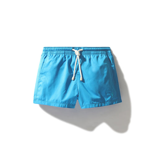 Swim Shorts Mediterranean Blu (Kids) - Swimshorts_Kid - KAMPOS